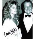 Carole Ashby from Bond 007 Films Octopussy & A View To A Kill hand signed autograph